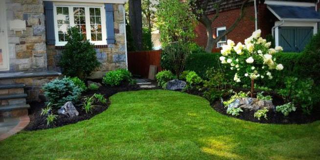 Дизайны садовых участков 6 соток фото своими руками 522