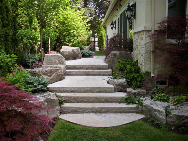 Фото ландшафтного дизайна сада