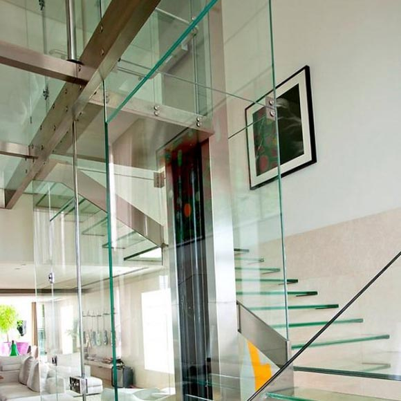 Лестницы на второй этаж - 50 лучших фото, как выбрать лестницу