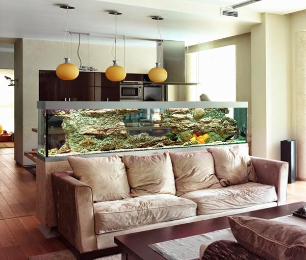 Мебель для гостиной (аквариум) – 4