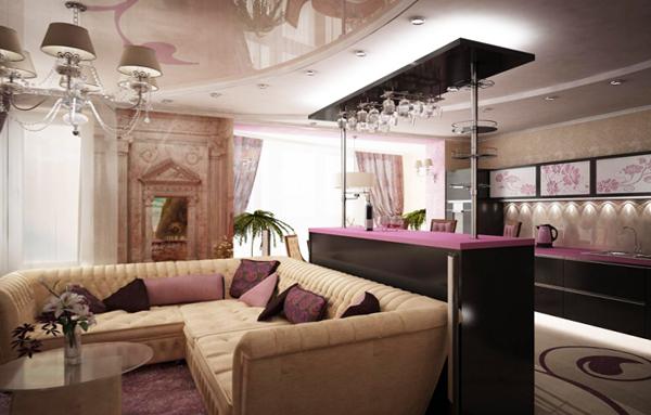 Мебель для гостиной (барная стойка) – 1