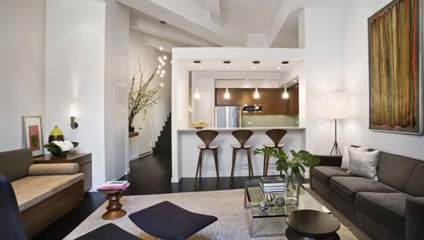 Мебель для гостиной (барная стойка) – 2