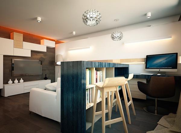 Мебель для гостиной (барная стойка) – 4