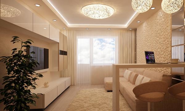 Мебель для гостиной (барная стойка) – 5