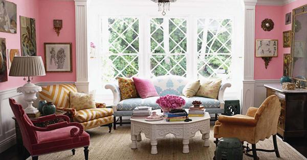 Мебель для гостиной (эклектический стиль)– 2