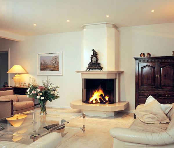 Мебель для гостиной (камин) – 2