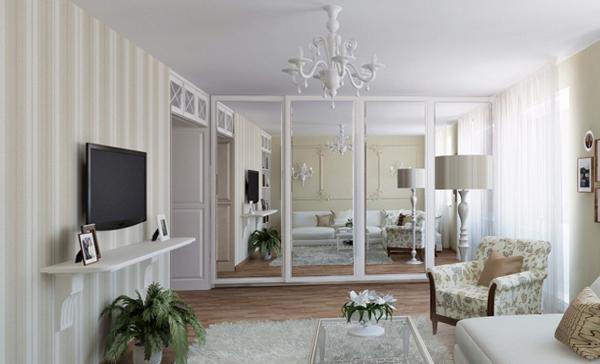 Мебель для гостиной (классический стиль) – 5