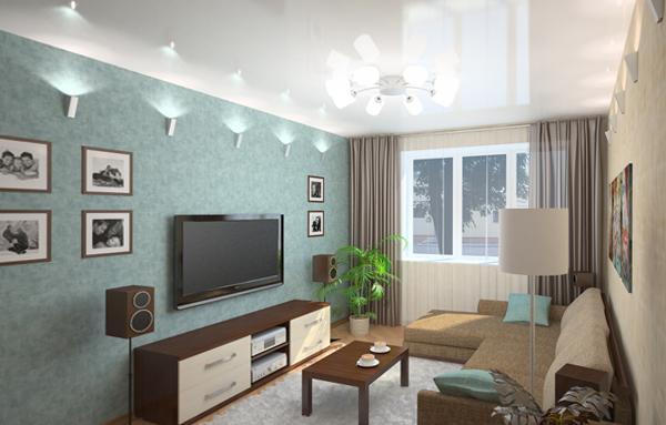 Мебель для гостиной (хрущёвка) – 5