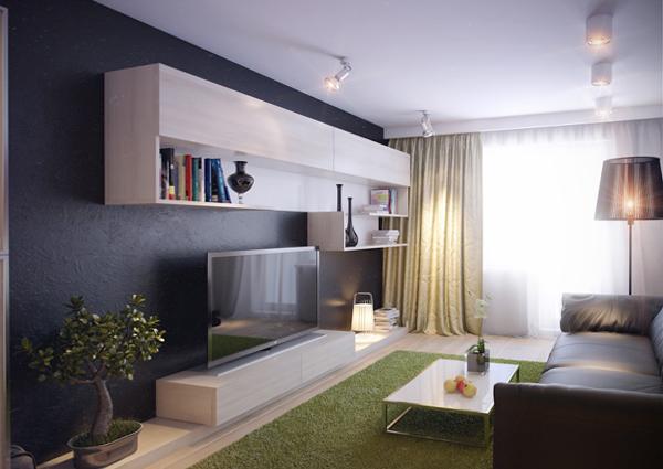 Мебель для гостиной (хрущёвка) – 4