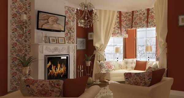 Мебель для гостиной (прованский стиль) – 3