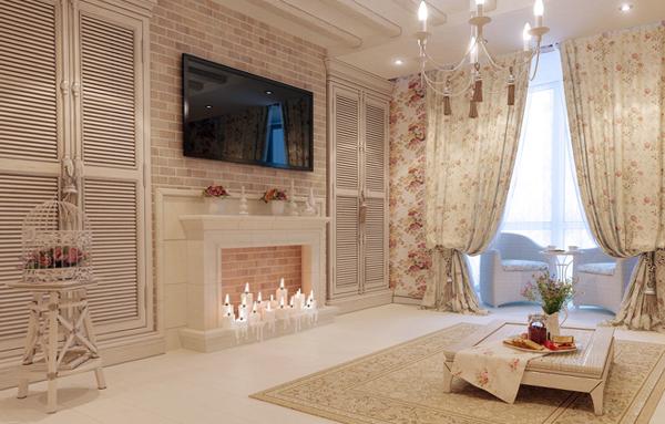 Мебель для гостиной (прованский стиль) – 4