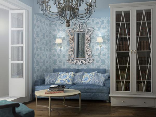 Мебель для гостиной (прованский стиль) – 5