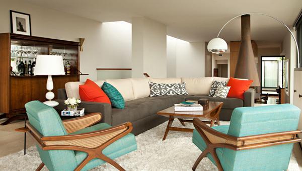 Мебель для гостиной (ретро стиль) – 5