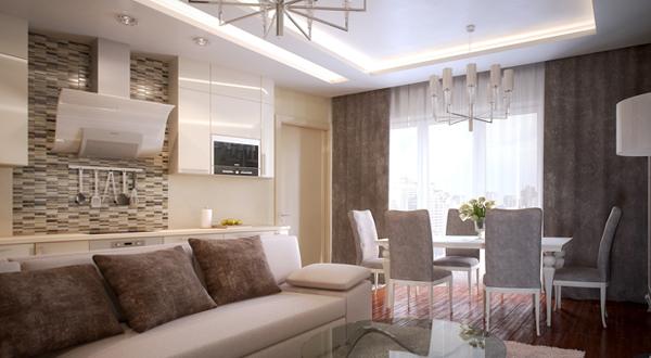 Мебель для гостиной (современный стиль) – 3