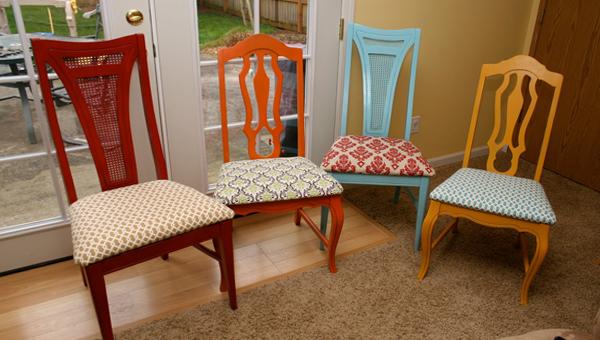 Гарнитур для гостиной (стулья) – 3