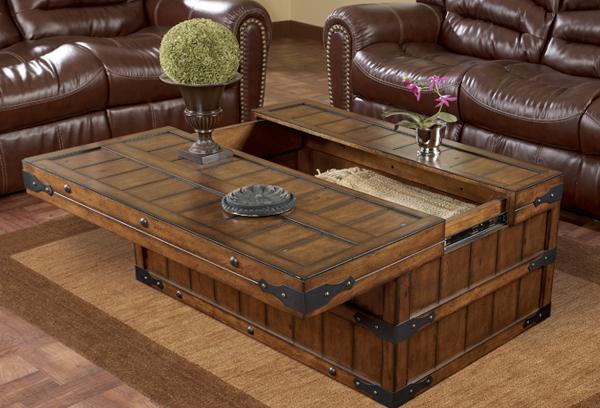 Мебель для гостиной (журнальный столик) – 4