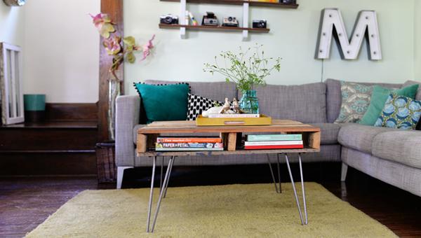 Мебель для гостиной (журнальный столик) – 5