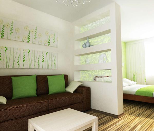 Мебель для гостиной (зонирование) – 5