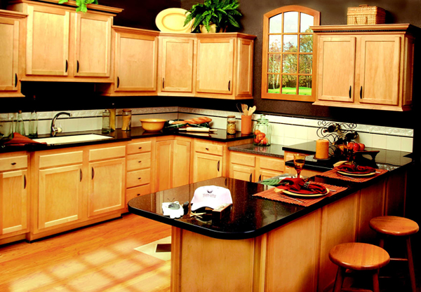 Мебель для кухни из дерева – 1