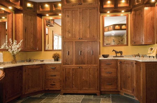 Мебель для кухни из дерева – 3