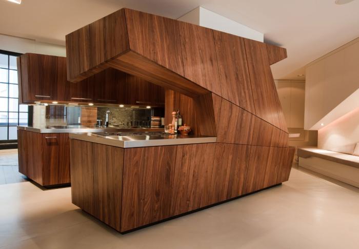 Мебель для кухни из дерева – 6
