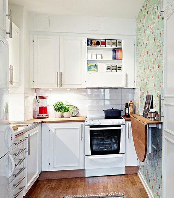 Мебель для маленькой кухни–2
