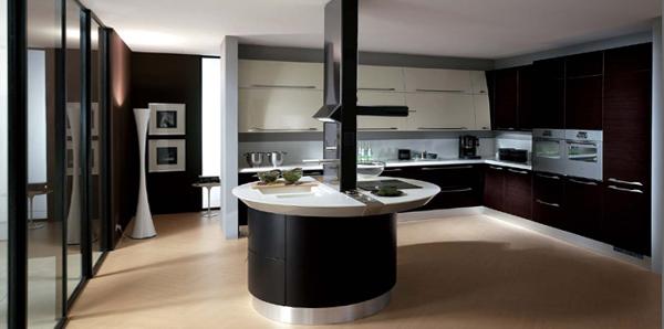 Кухня в стиле хай-тек -2