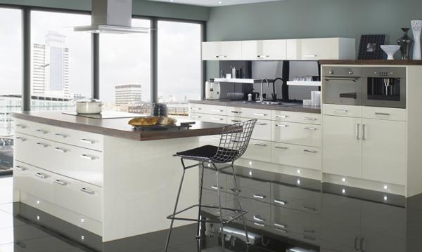Кухня в стиле хай-тек - 4