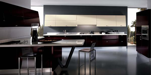 Кухня в стиле хай-тек - 5