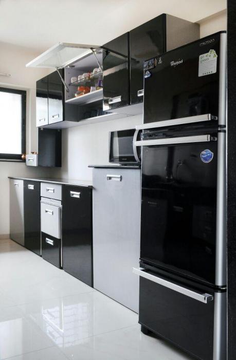 Кухня в стиле хай-тек - 6
