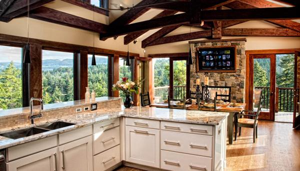 Мебель для кухни из камня – 1