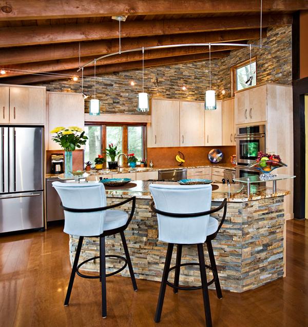 Мебель для кухни из камня – 2