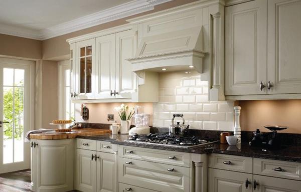 Кухня в классическом стиле -7