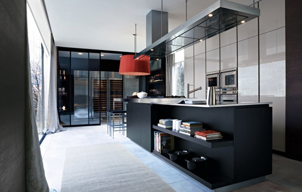 Мебель для кухни из металла – 3