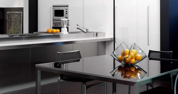 Мебель для кухни из металла – 4