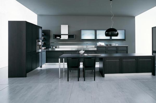 Кухня в стиле минимализм – 1