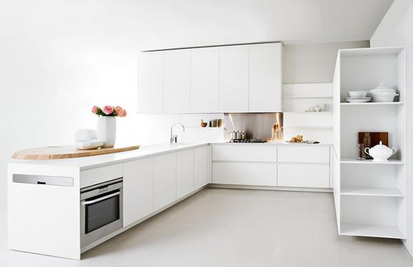Кухня в стиле минимализм - 4