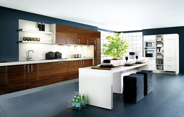 Кухня в стиле минимализм - 5