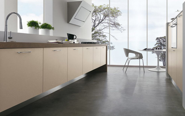 Кухня в стиле минимализм - 6