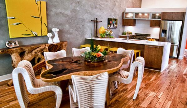 Кухонная мебель (обеденный стол) - 6