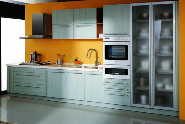 Мебель для кухни из пластика – 1