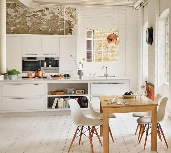 Мебель для кухни из пластика – 3