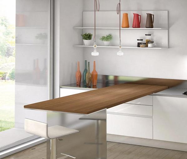 Мебель для кухни (пристенный стол)–2