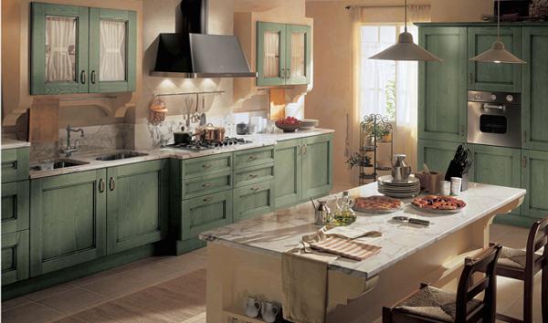 Кухня в стиле прованс – 1