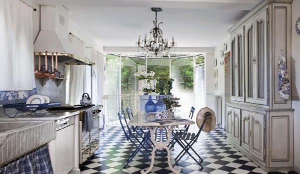Кухня в стиле прованс - 4