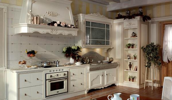 Кухня в стиле прованс - 5