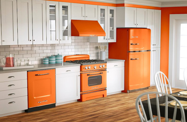 Кухня в желтых тонах- 5