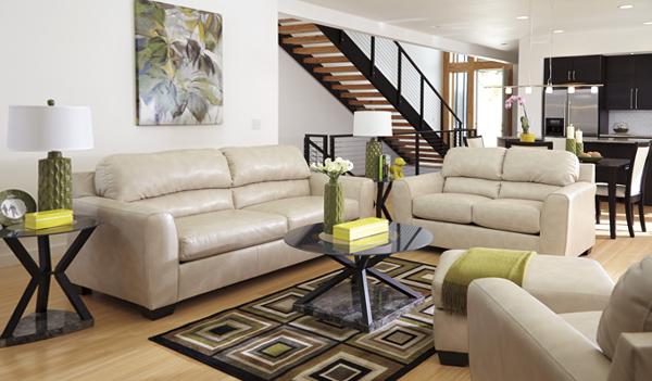 Гостиная в современном стиле (мебель) – 1