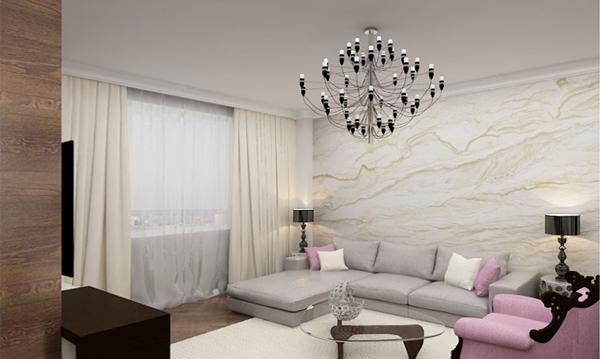 Мебель для гостиной в современном стиле (арт-деко) - 2