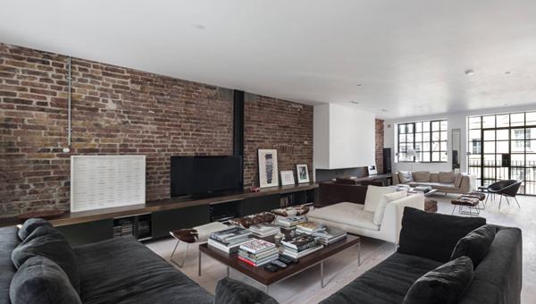 Мебель для гостиной в современном стиле (лофт) - 1